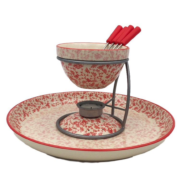 CHOColate fondue set - F173B