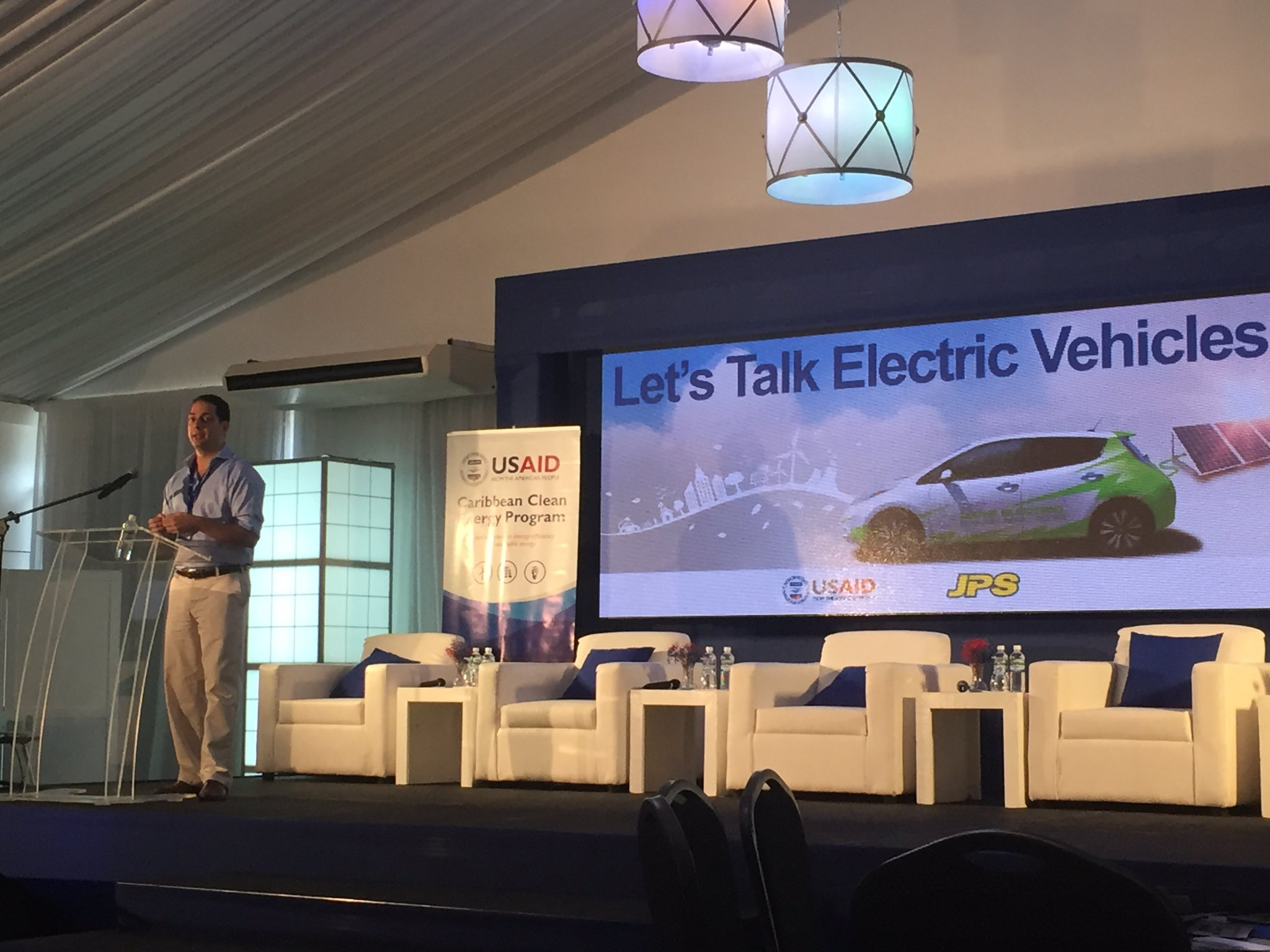 Are Electric Vehicles a Good Fit for Jamaica? - Learn more about vehicle electrification considerations for Jamaica and other island nations: Click Here.