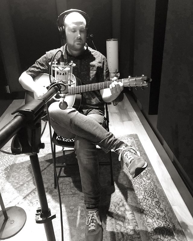 I'm so excited to be part of the upcoming @bikerackbrewingco album set to release this fall. There are some awesome artists and bands involved. . @haxtonroadstudios . #bikerackbrewingco #bikerackbrewing #bikerack #studio #recording #haxtonroadstudios #bentonville #newmusic #bikerackrecords #record #arkansas #americana #rock #pop #country #artist #art