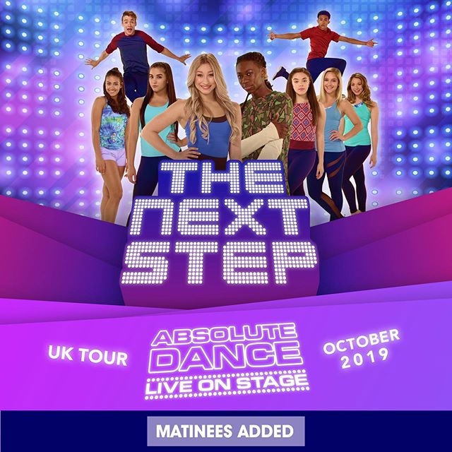 🎉🎉 Attention UK #Steppers, due to popular demand a whole bunch of matinee shows have been added to these cities: Manchester, Nottingham, Leicester, London, York and Bath! Want more info or want to get tickets? Swipe up in our stories or check out the link in bio!