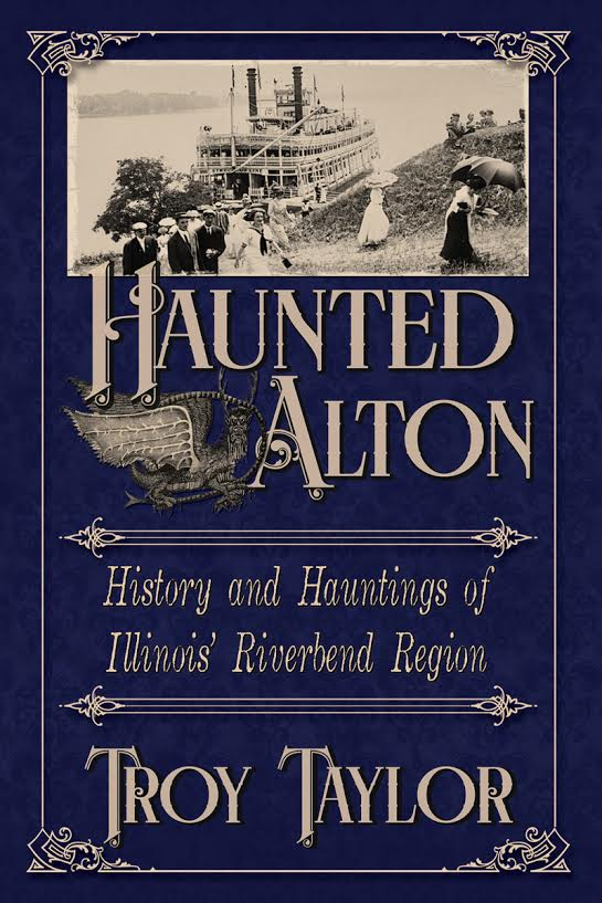 The Alton Hauntings Tours are based on the best-selling book by author Troy Taylor, HAUNTED ALTON. The book includes an in-depth look at all of the locations on the tour, plus the detailed history of Alton and the surrounding region. It's a chilling look back in time at the strange tales, unsolved mysteries, and many ghosts of the Alton area. It's the perfect companion to the tour! Click on the book to get an autographed copy!
