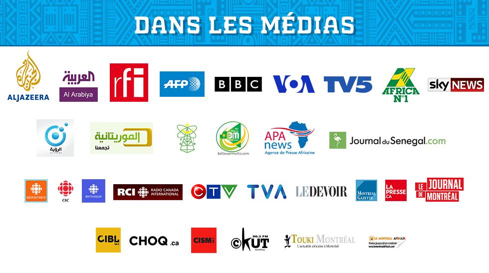 """- """" L'héritage de l'ancien temps… """" Al Jazeera"""" Tout le monde est ravi ! """" Radio Canada International"""" On y serait bien ! """" Radio France Internationale"""" Pour oublier l'hiver et ses soucis ! """" Le Journal de Montréal"""" Des Montréalais de toutes origines ! """" ICI Radio-Canada Première"""