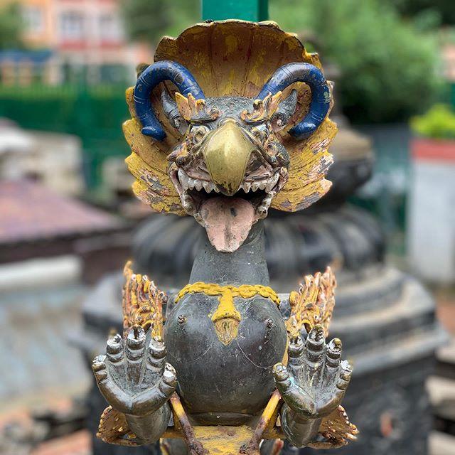 Tongue & Groove • • • #streetart #statues #streetphotography #nepal #kathmandu #oldpatan #hindugods #kathmandunepal #photography