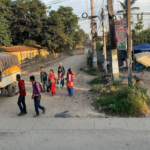 Guys & Gals • • • #streetphotography #nepal #kakarvitta #travelphotography #thejeremyeaton
