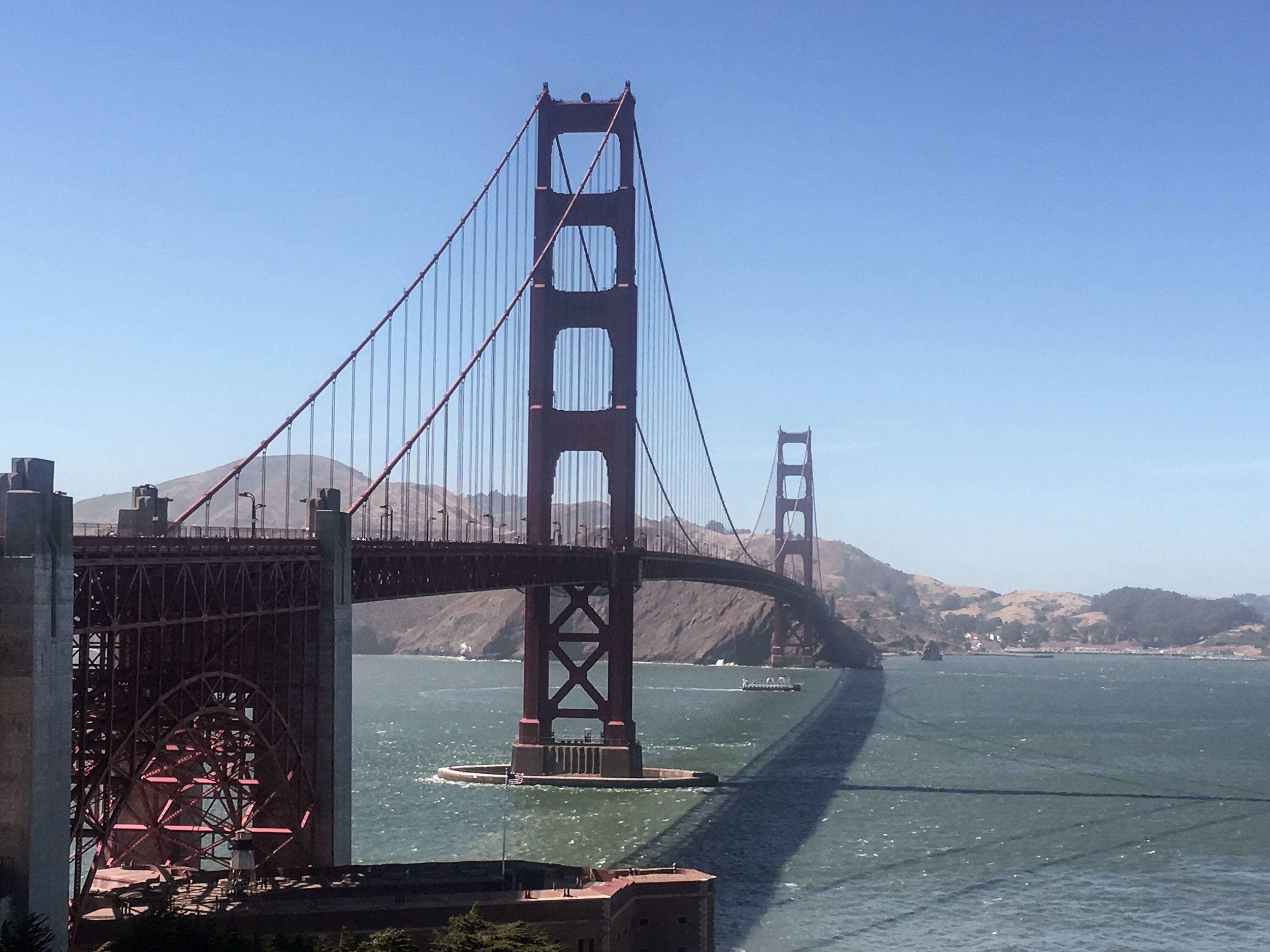 San Francisco Top 10 Things Golden Gate