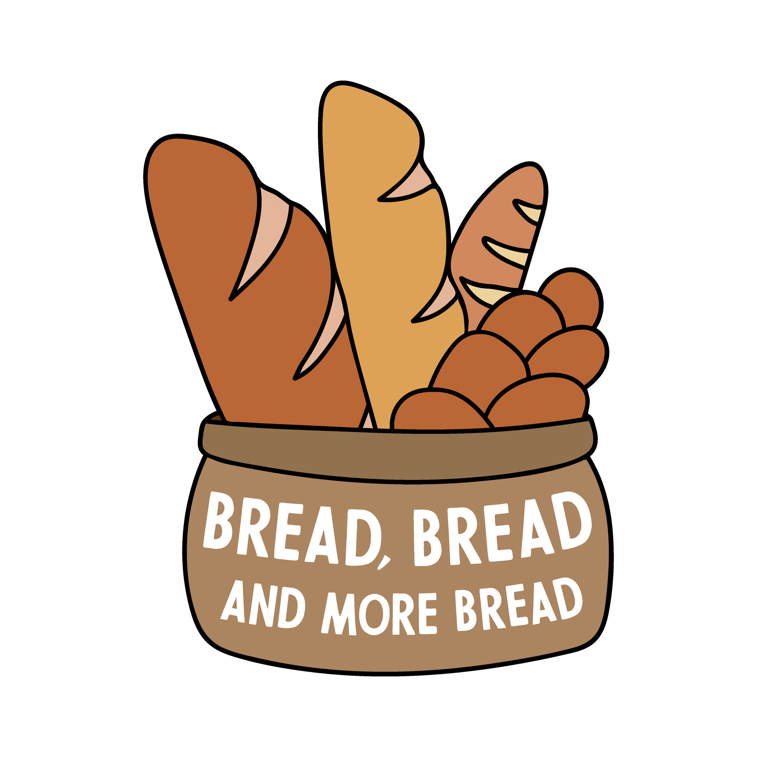 Bread, Bread and More Bread Bakery