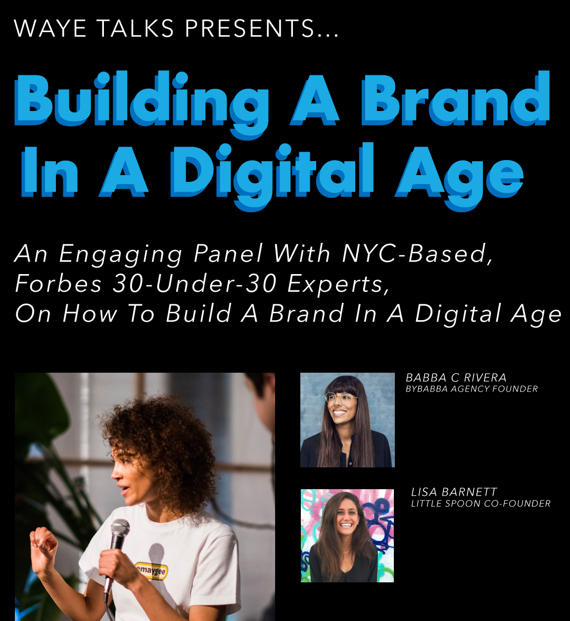 Building A Brand In A Digital Age - Wednesday, July 11th 6:00pm - 8:00pm