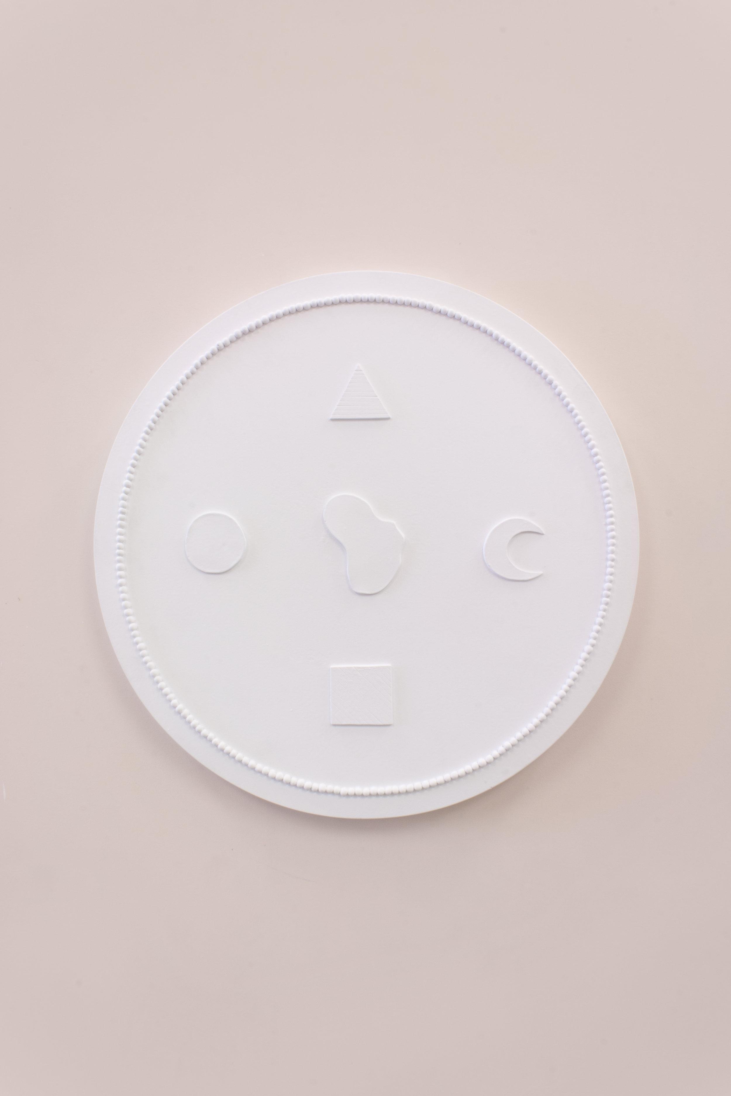 walac. design studio ceiling medallion