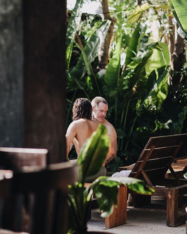 Let your sun shine ☀️ . . . #tulum #ourcasaisyourcasa #casapueblohotels #lgbtq #loveislove #poolside