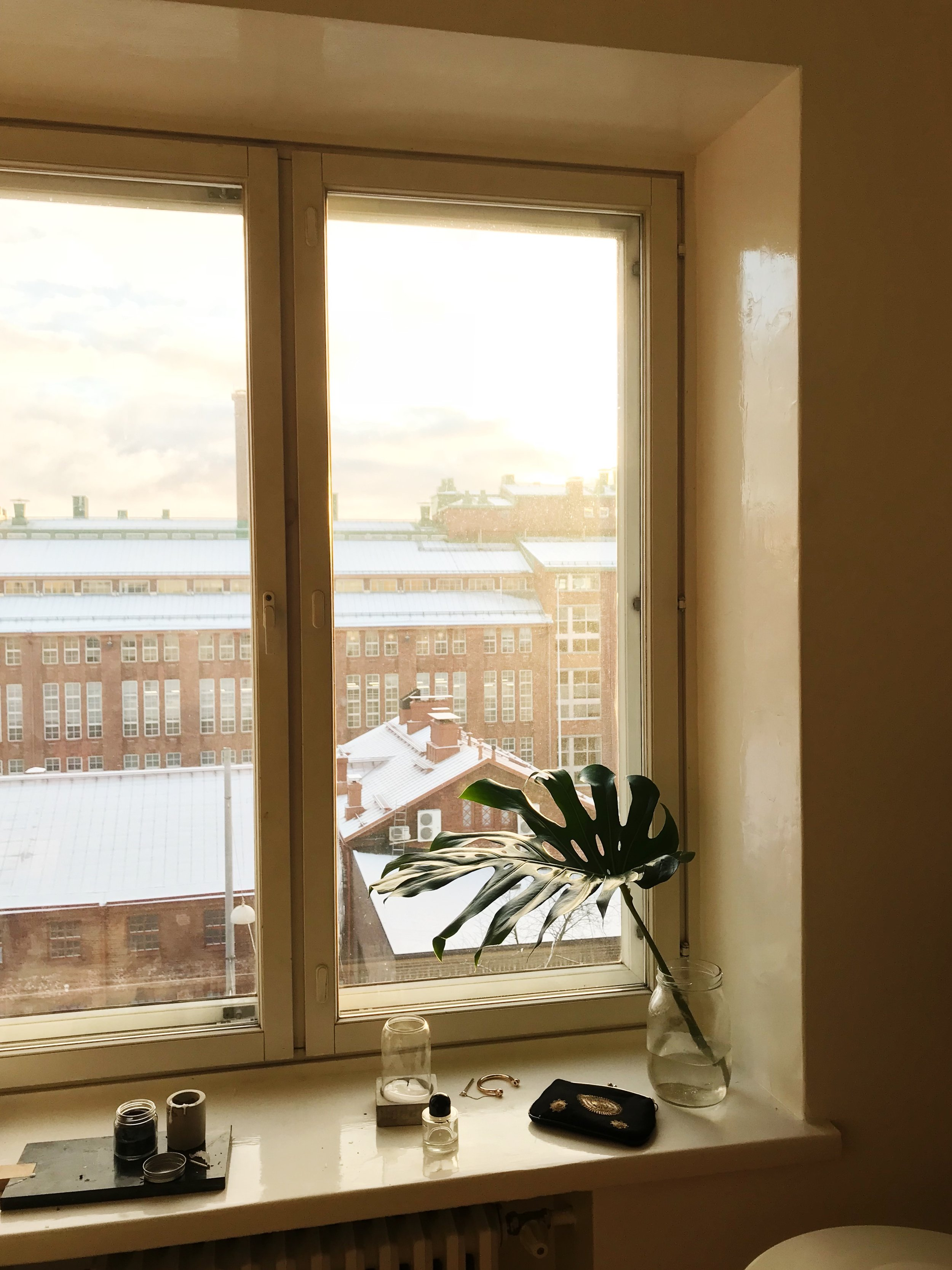 First home in Helsinki, December 2017 -