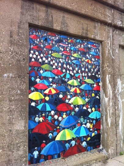 Oak Park Mural