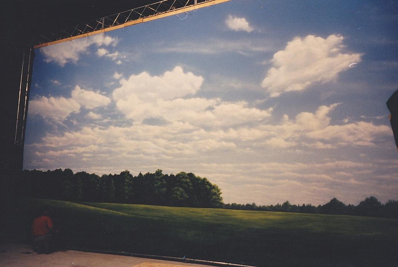 Landscape Backdrop