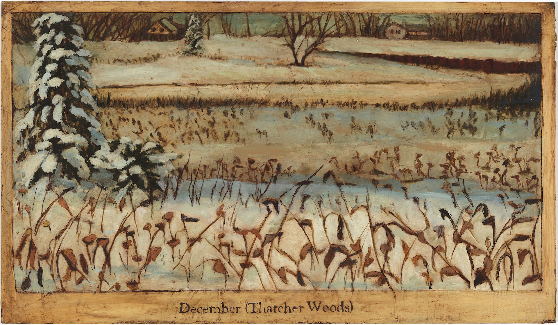 December (Thatcher Woods)