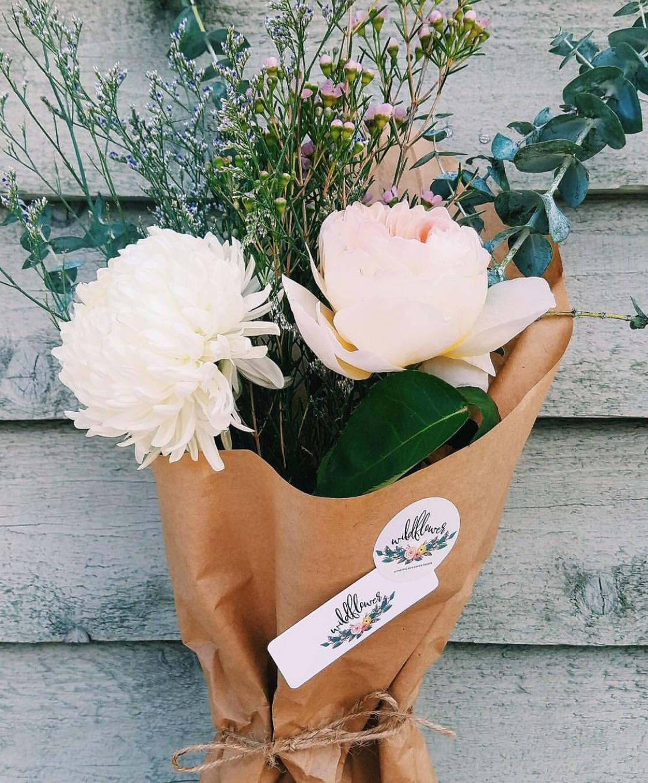 wildflower truck build your own bouquet