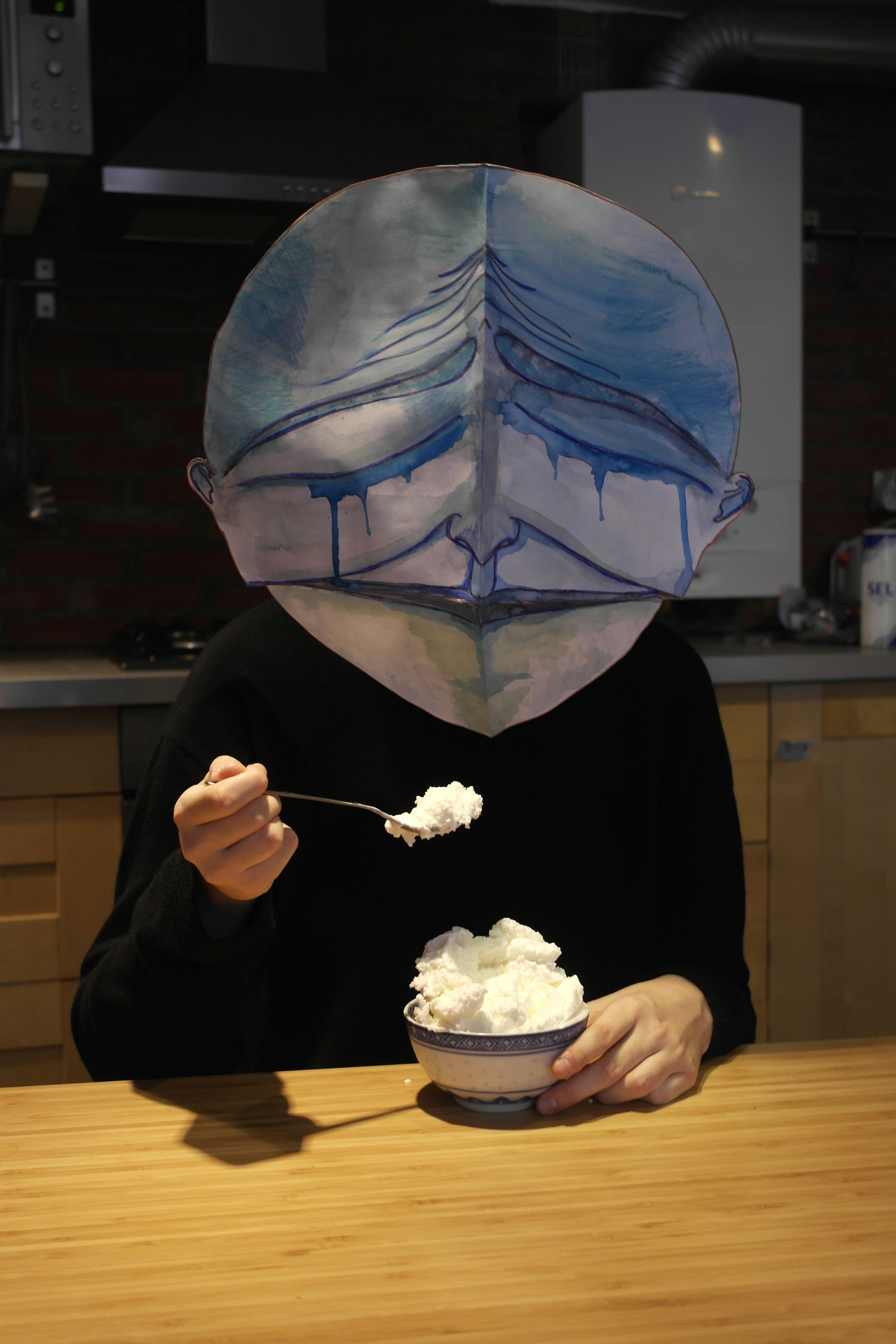 Ice Cream = Sadness