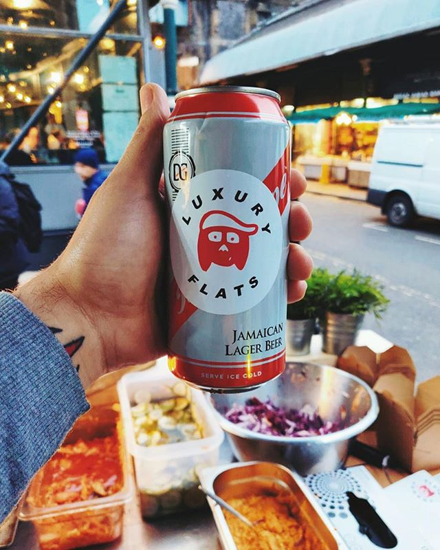 Here's to 1K followers! (It's only taken us an abnormally long time to get there) Thanks for the continuing support  Find us @boroughmarket all day and everyday next week. ✌️⭐️🙏