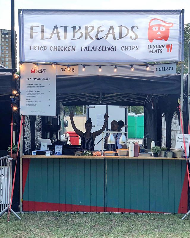 We're @allpointseastuk festival until Sunday 2nd June. Get a ticket and get a flatbread, peace ✌️