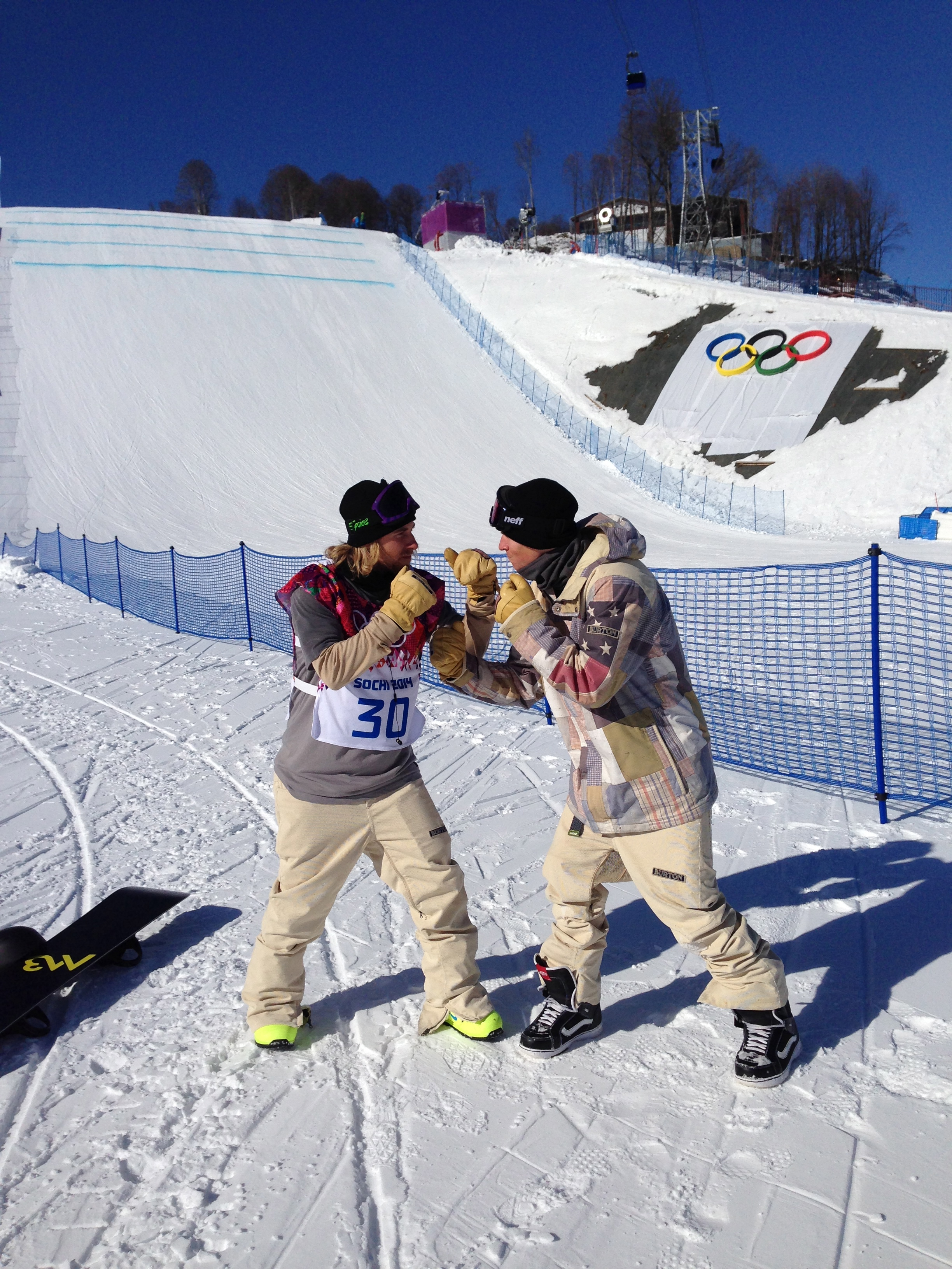 ''Chas took me under his wing when I was 16 and really helped me with the ups and downs of competing. He also taught me tons about eating healthy and training during the offseason. Through the years he has been a great mentor and has definitely made a positive impact on my career''  - Sage Kotsenburg