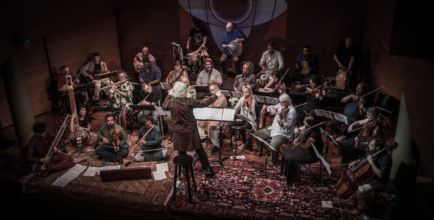 BRM with Go: Organic Orchestra at the Rubin Museum of Art - photo by Adrien H. Tillman