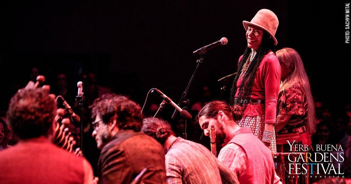 Coltrane Raga Tribute - @ Littlefield - Brooklyn - Photo by  Kasia Idzkowska