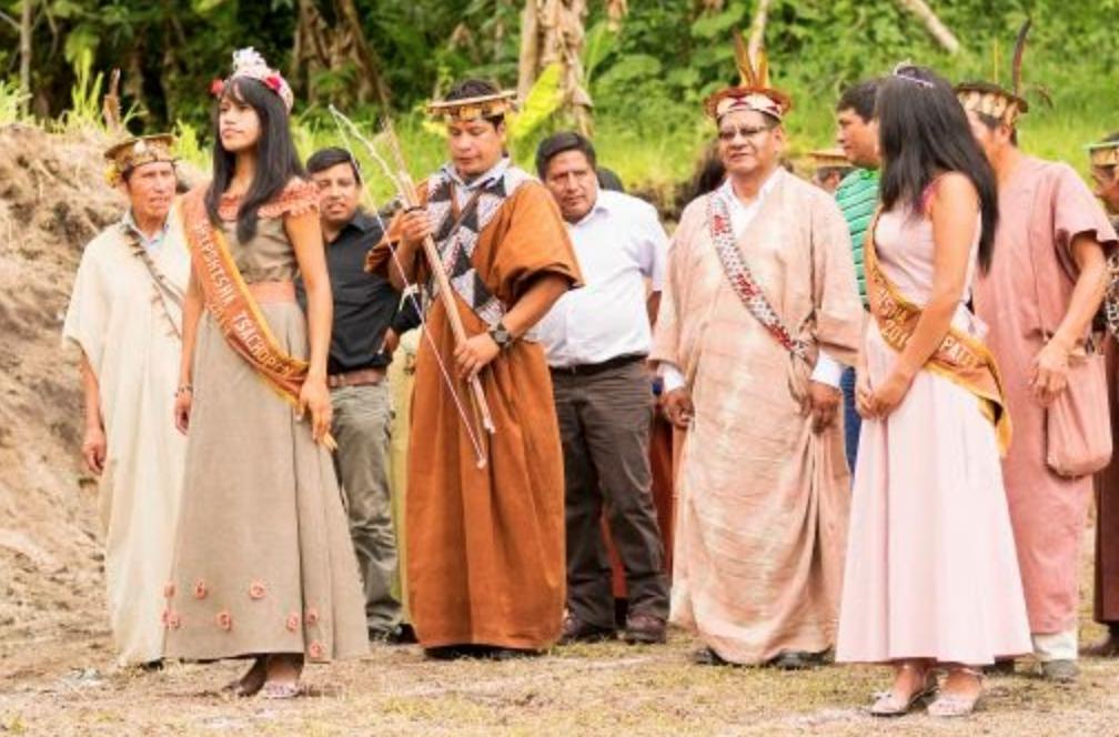 Conozca las tradiciones de la comunidad nativa en Tsachopen - 15 minutos de Huancabamba -