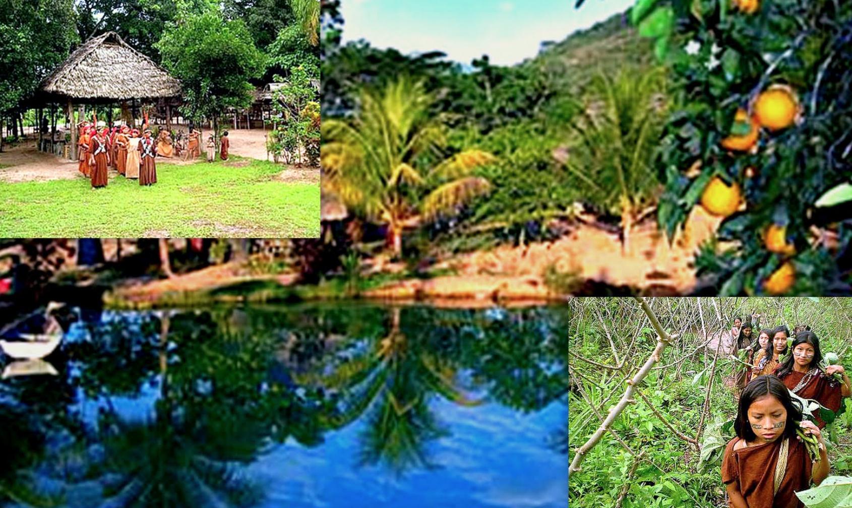 Las bellezas naturales de la Reserva de Biosfera -