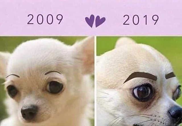 #10yearchallenge # eyebrow #throwback #browthreading #rockville #dmv #silverspring