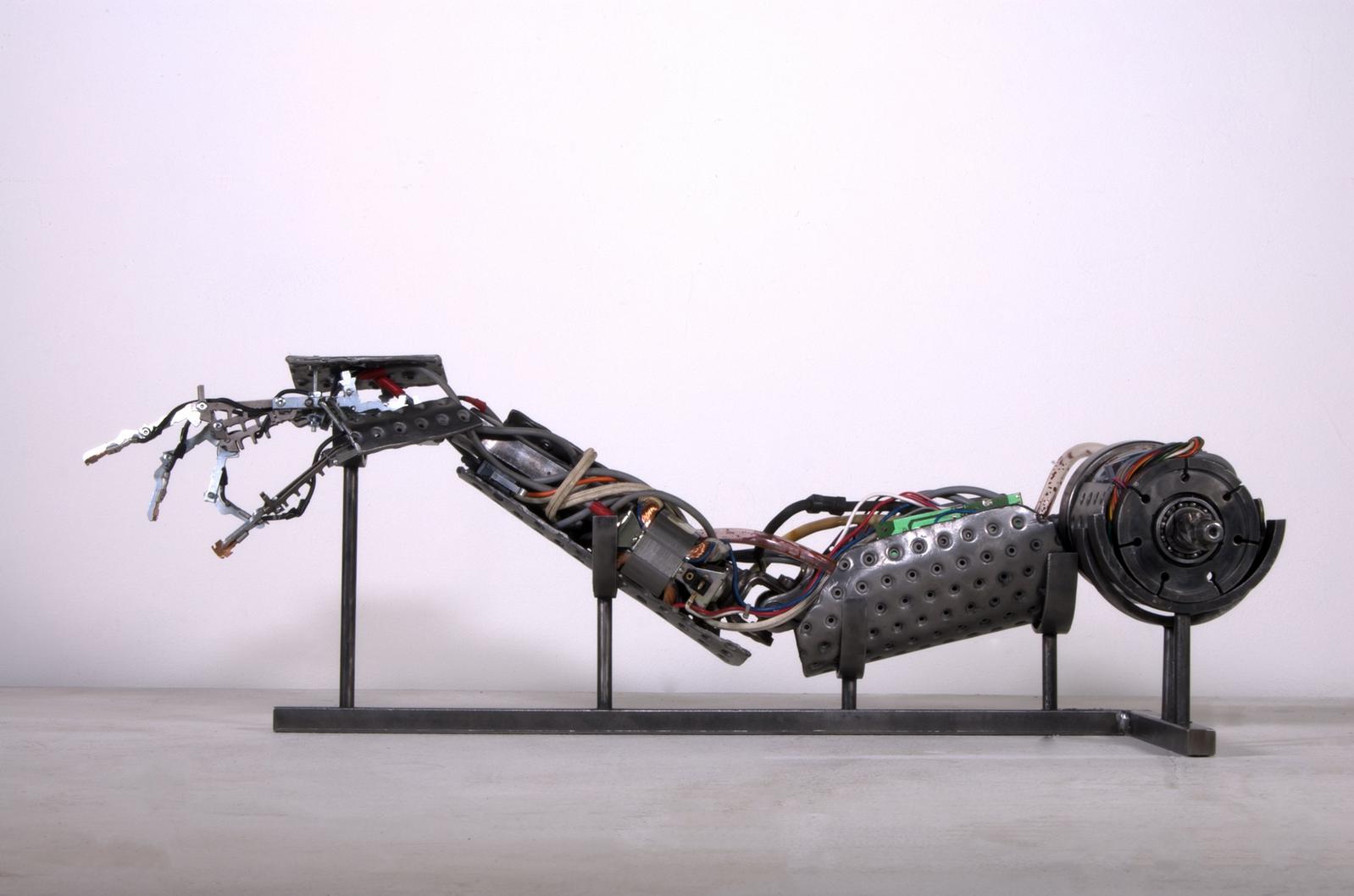 Nicholas Tamas,  Facsimile Mk. V,  2015