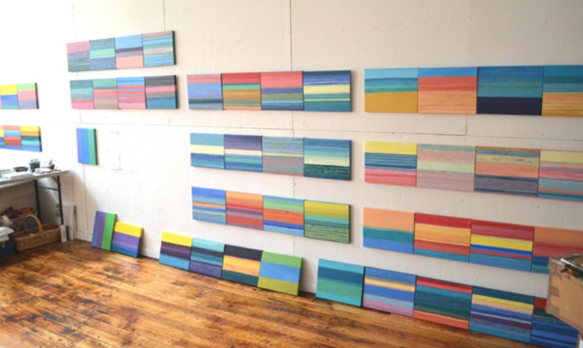 Sarah Sutro,  Landscape Composites
