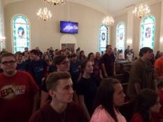 EBA Youth Rally 2017 Praise and Worship