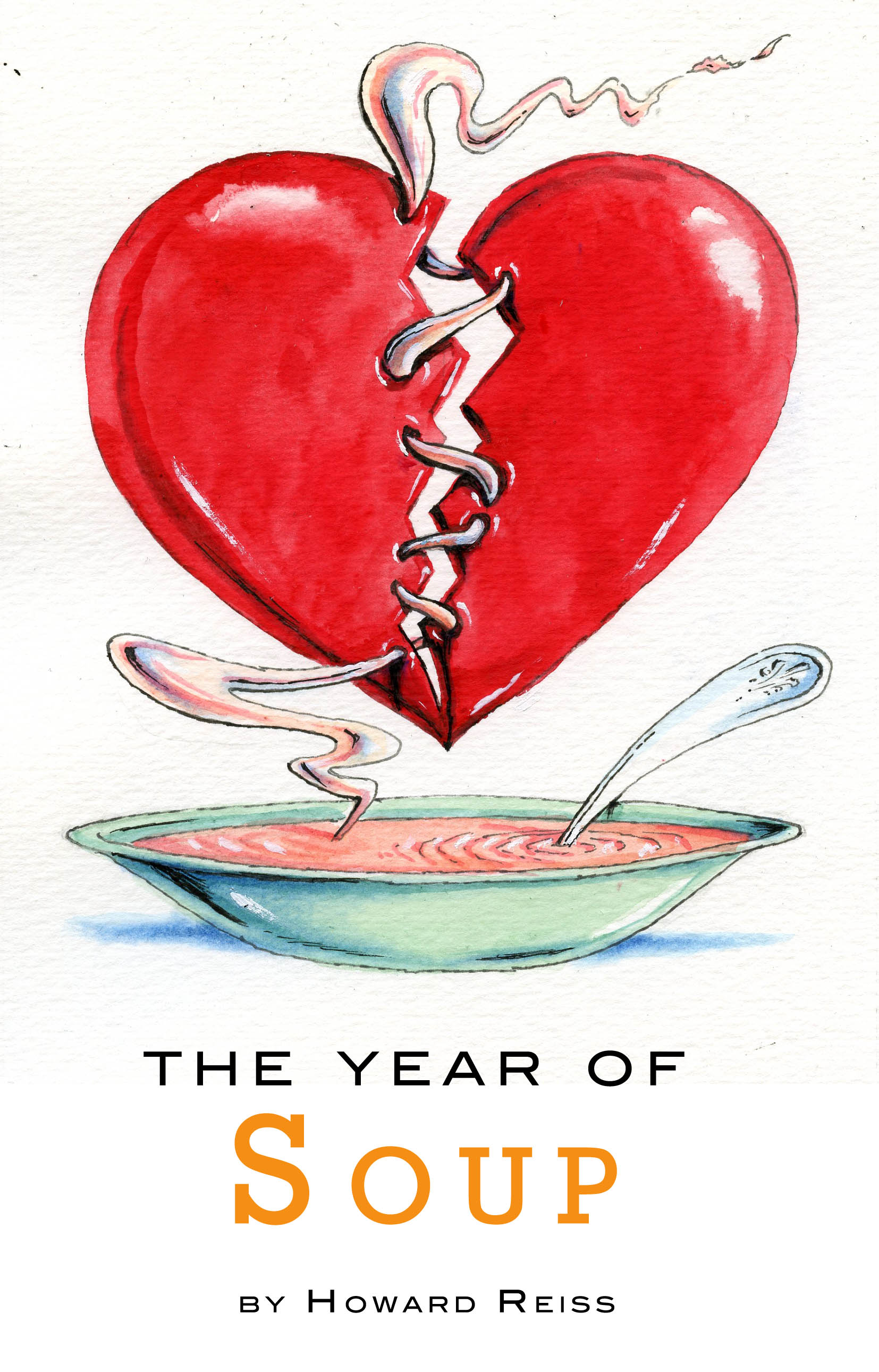 The Year of Soup - Silver Medal Winner for Best Regional Fiction in the Northeast Region in the 2013 Independent Publisher Book AwardsWon an Honorable Mention in the Romance category of the 2016 Los Angeles Book FestivalBookBub calls The Year of Soup