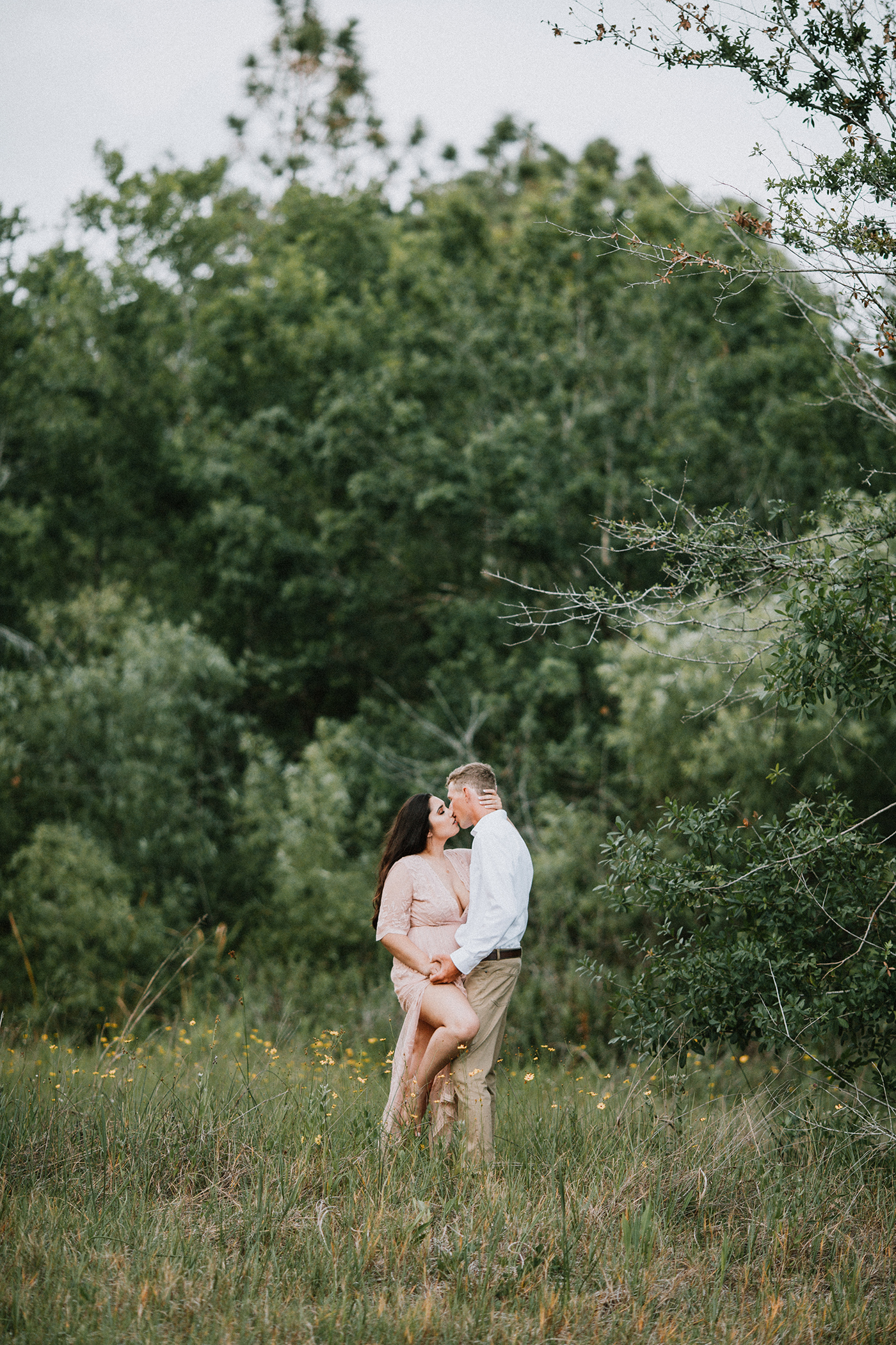 Here a just a few images from their magical session! His family sure does have some beautiful property they let us play on. Almost doesn't feel like Florida.....almost. Ha! Hurry up October so I can share their Wedding Images with you!
