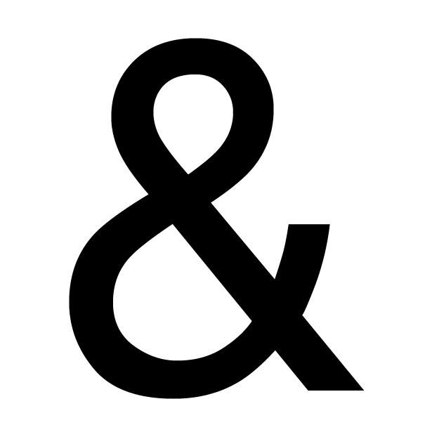Helvetica Ampersand