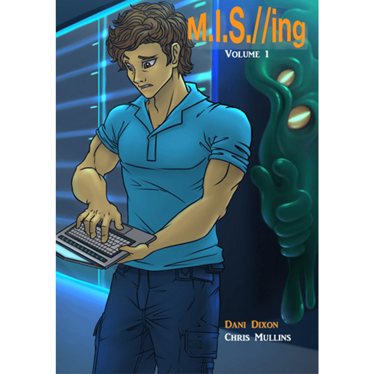 There's a reason you can never find the IT guy when you need him.  - A manga series about the epic battle between the M.I.S. Dept, cube dwellers - and aliens.