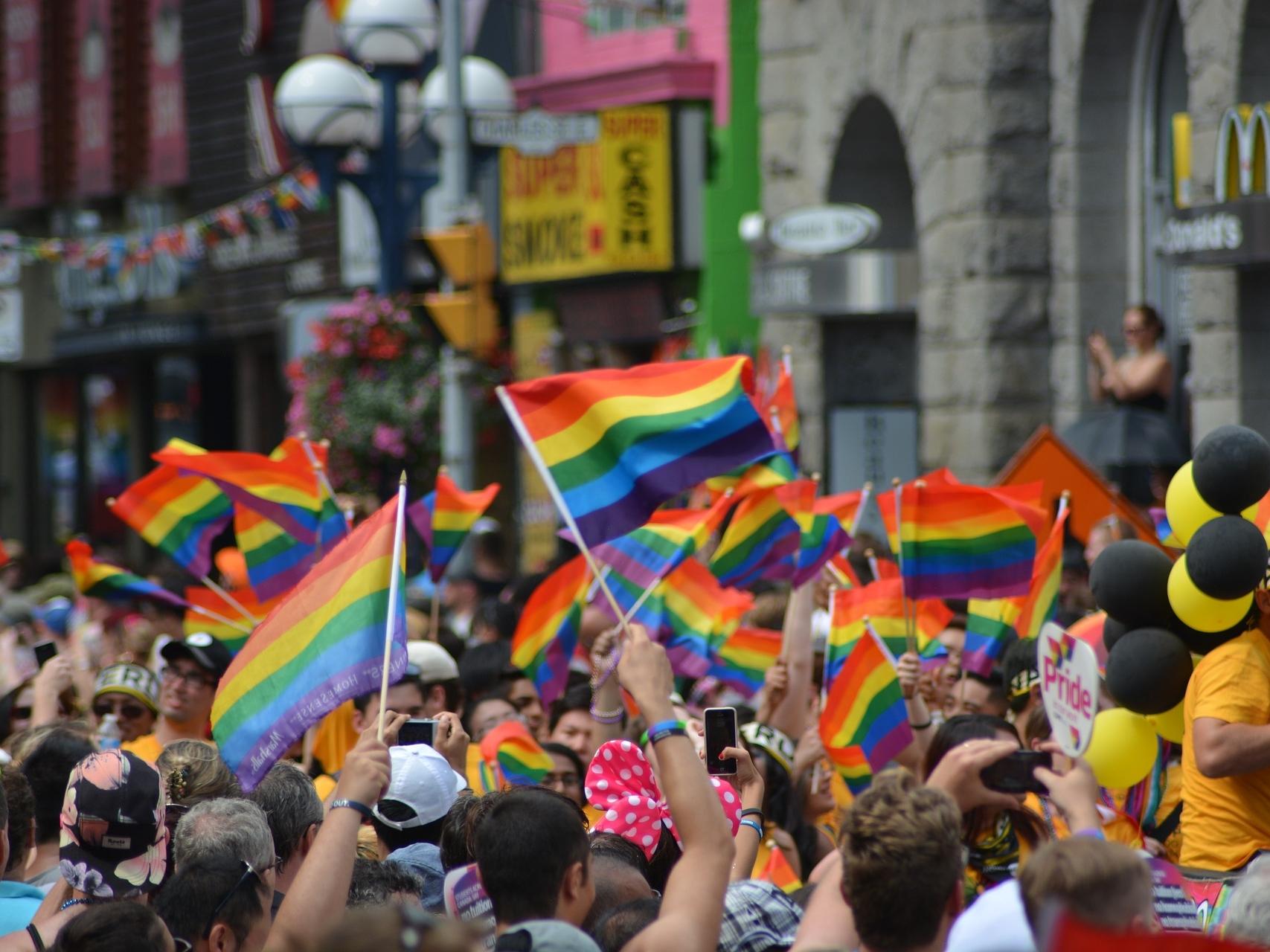 LGBTQIA RIGHTS -
