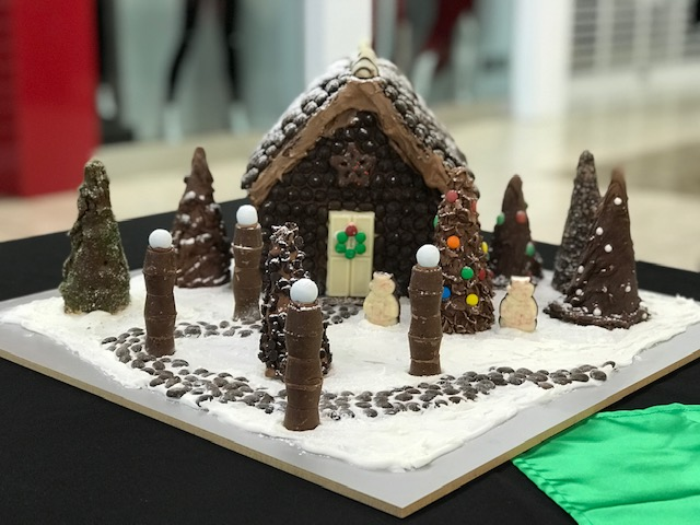 Walking in a Chocolate Wonderland - Group Adult Division     Created by: Stephanie Smith, Susan Lambert, Sydney Lambert and Addison Smith