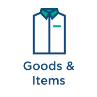 Donate gently used clothing, household items, appliances, furniture, and more! -