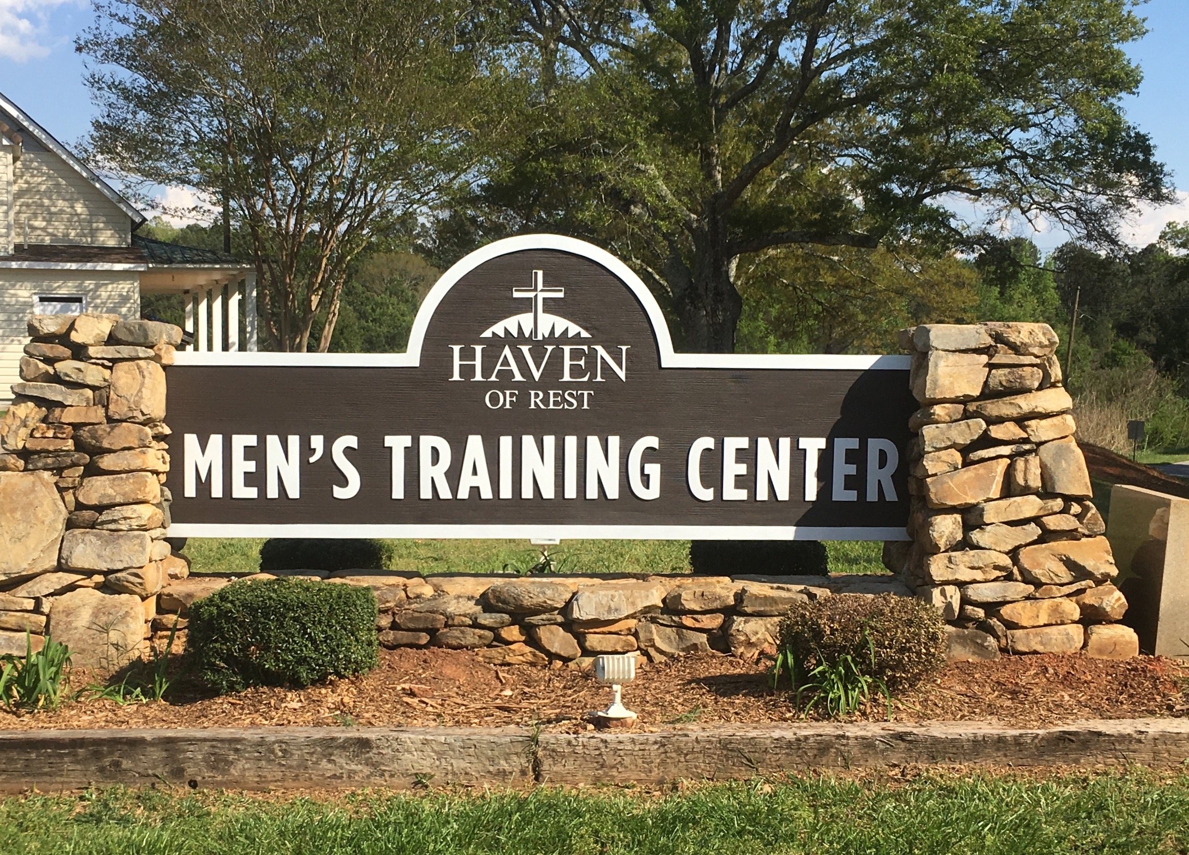 Haven of Rest Men's Program Graduation