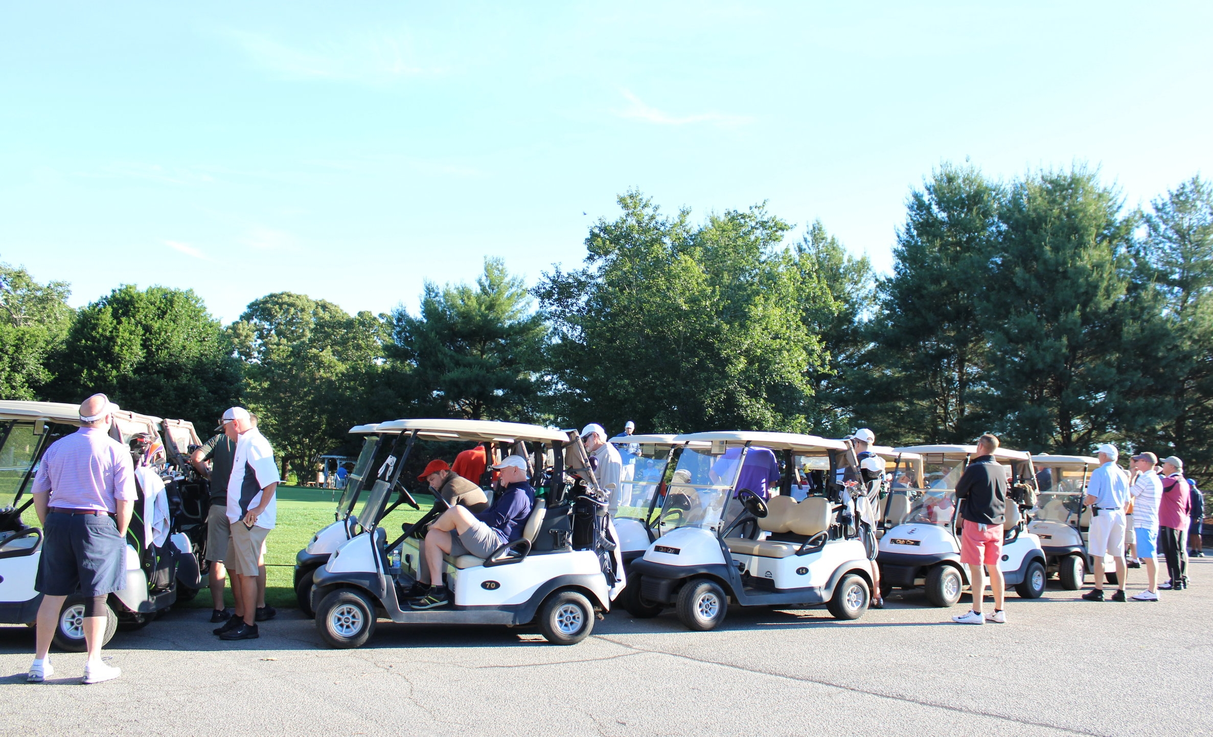 Haven Golf Classic Anderson