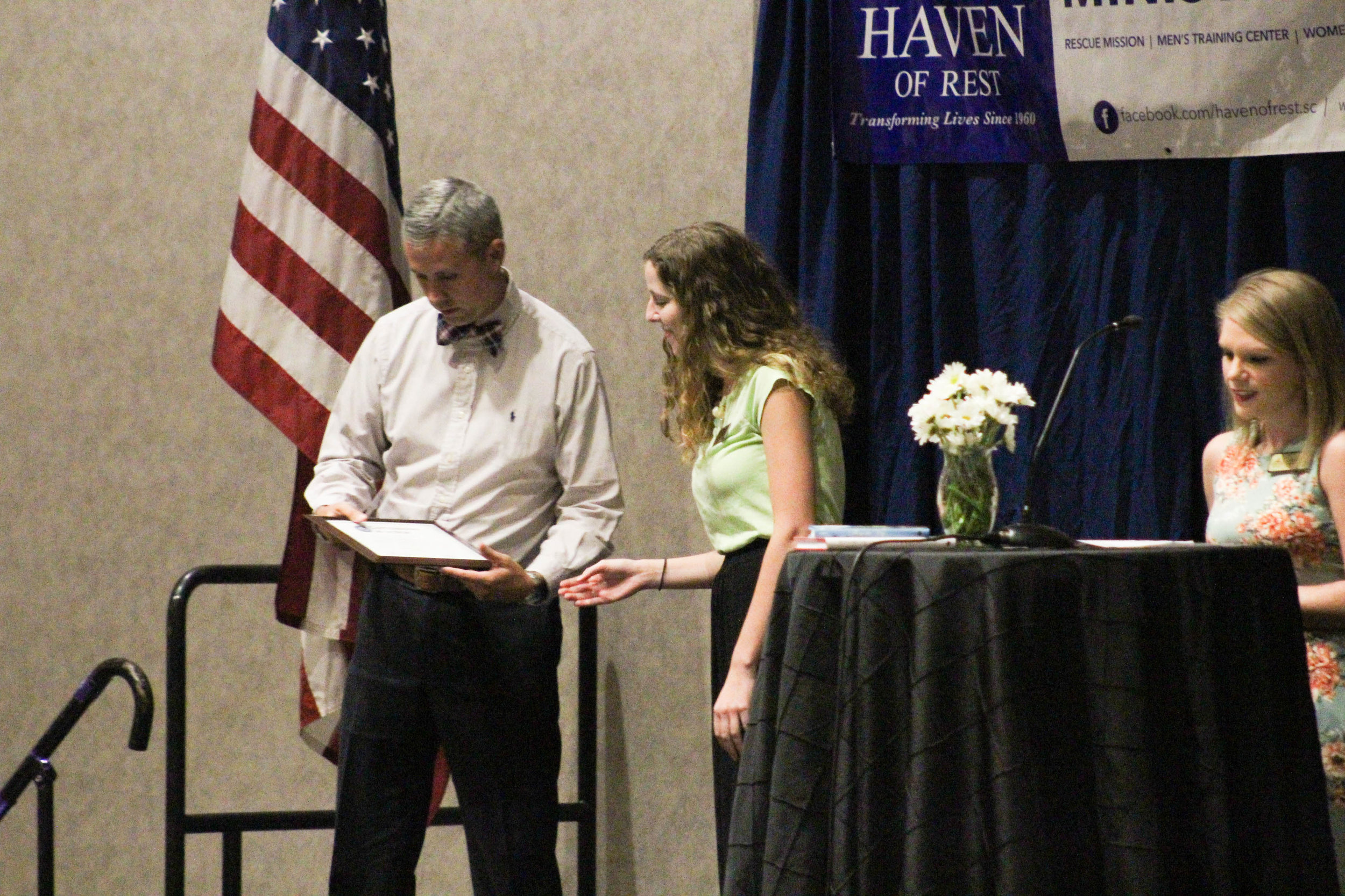 Compassion In Action Award Recipients: Oakwood Baptist Church