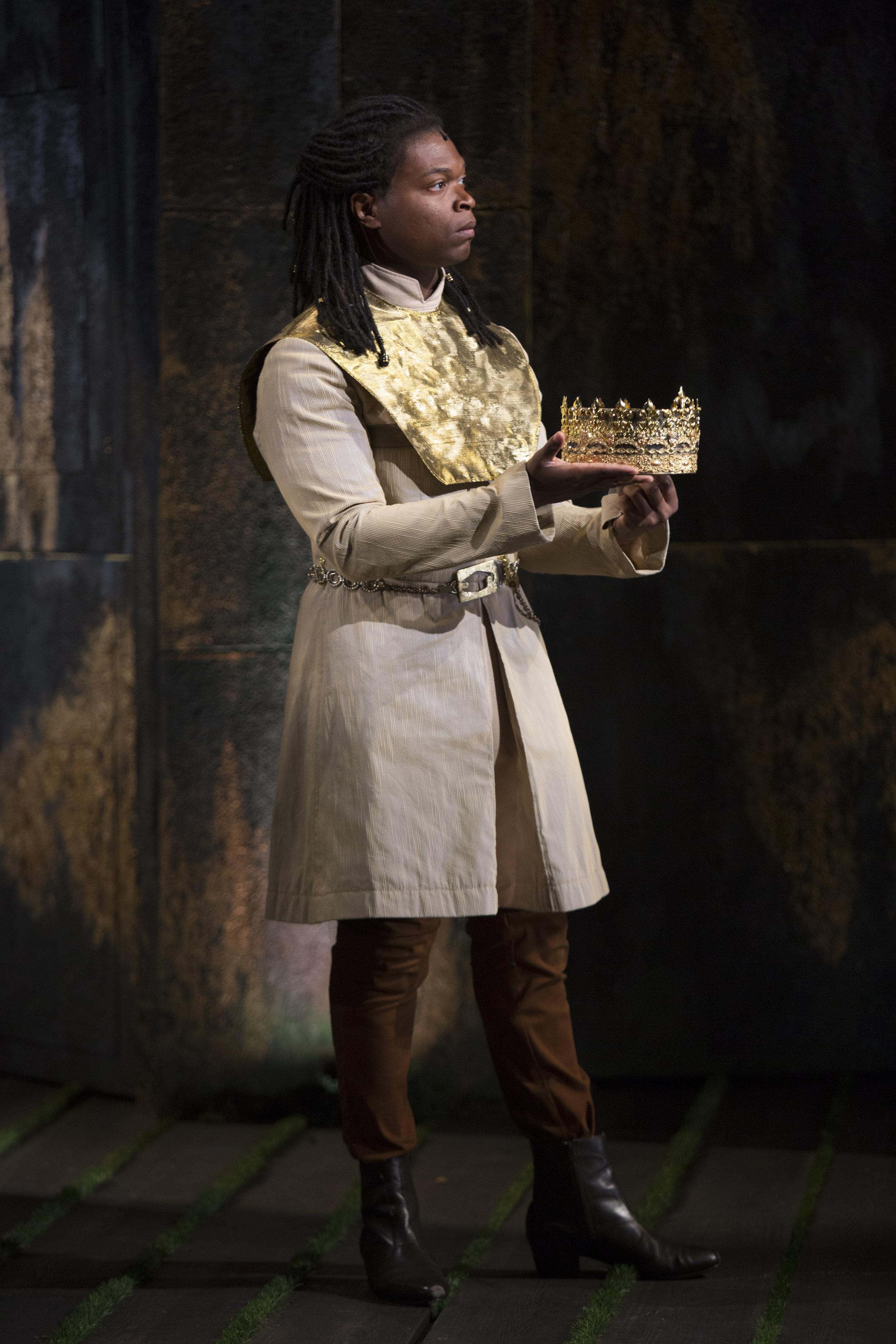 King Richard II - Bushy