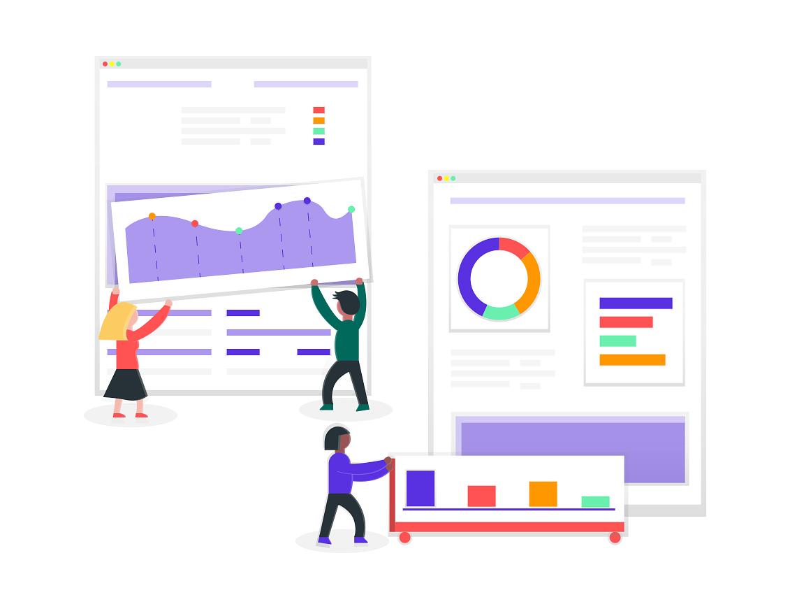 Information Design - Foco en ordenar y transformar información, de complejo a simple.