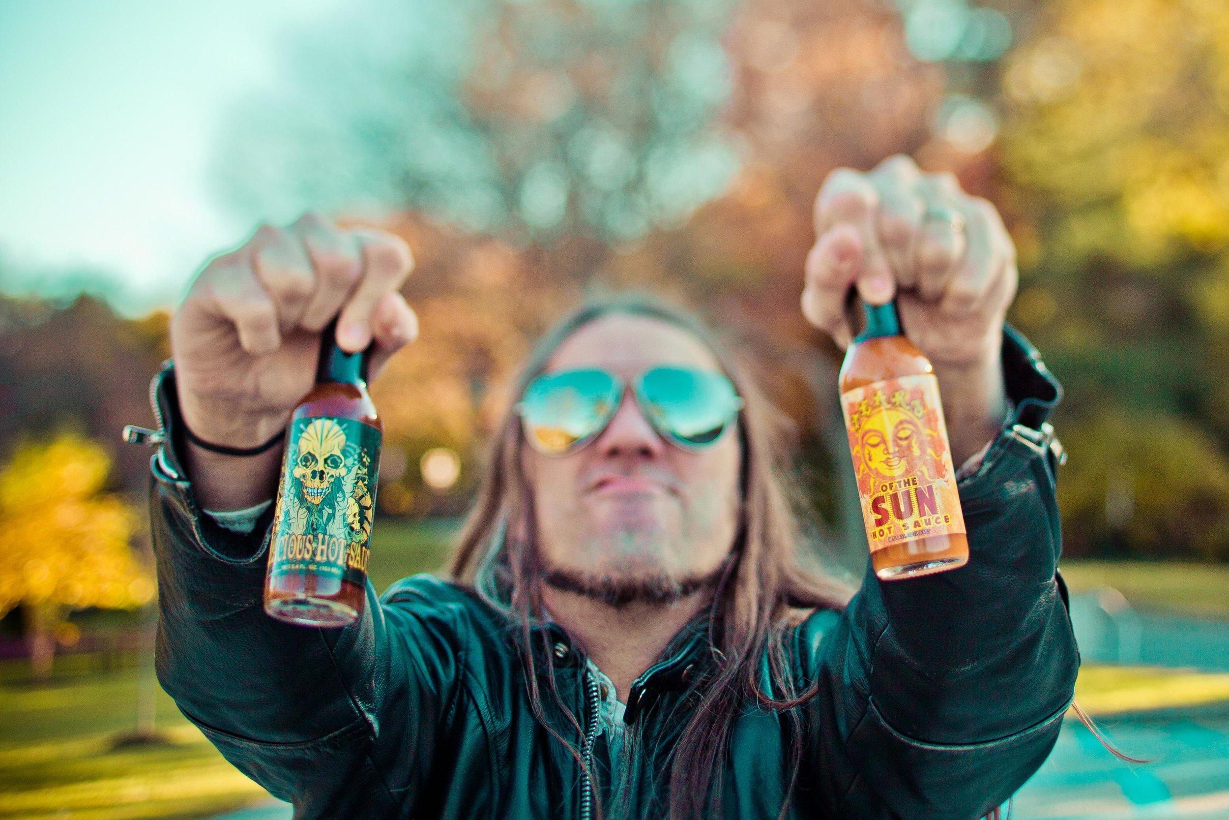 high river sauces -