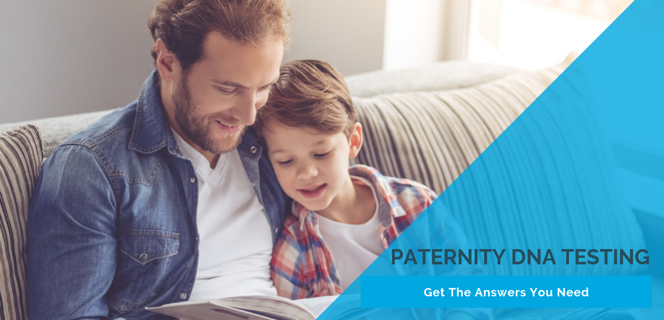 Paternity DNA testing for peace of mind