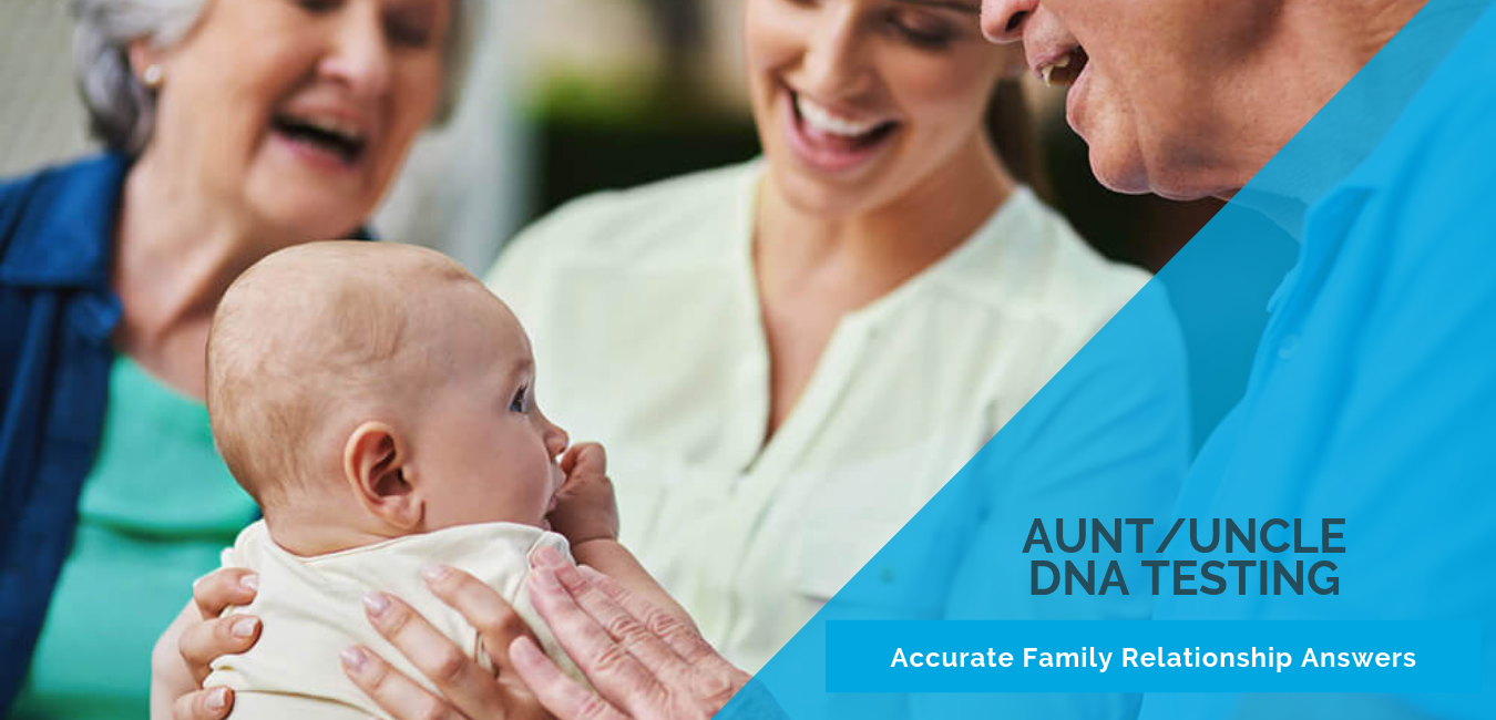 Aunt - Uncle DNA testing
