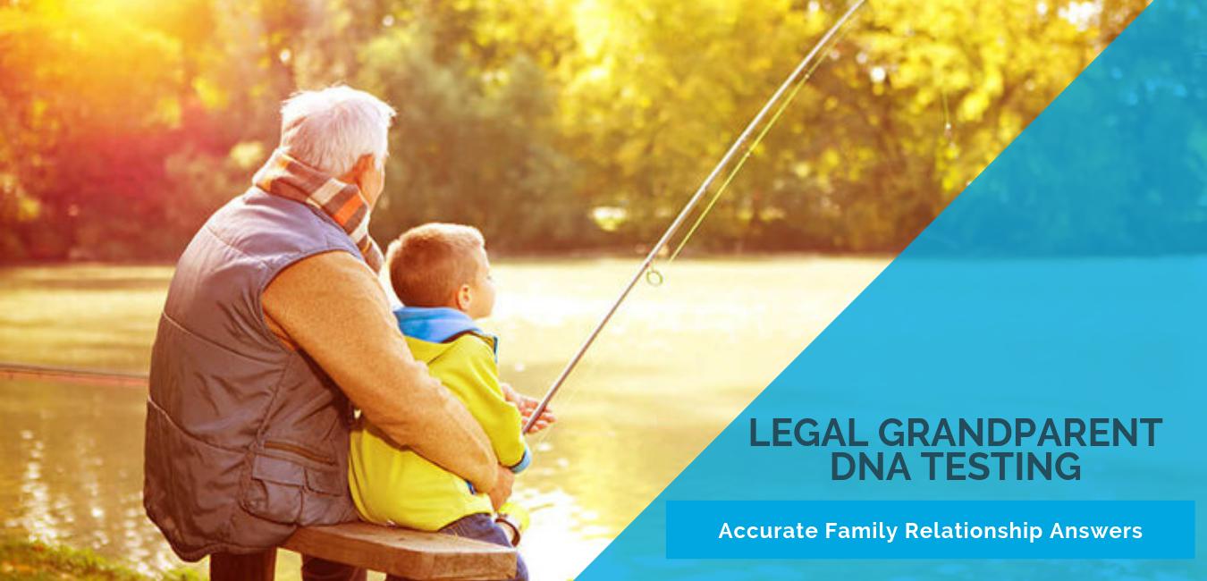 Court ordered grandparentage DNA testing