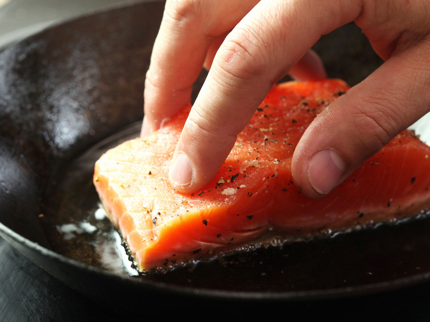 THAW OR COOK FROM FROZEN - COOKING FROM FROZEN:Many people don't realize how easy fish is to cook when still frozen!Simply brush the outside of fillets with your favorite oil - we love olive oil and avocado oil, and coconut oil for their health benefits - and place skin side up and cook 3 - 4 minutes, uncovered, on a heavy pan over med-high heat. Turn the fish over so the skin is down on the pan, season with your favorite spices, cover, and cook for another 6-8 minutes until cooked through (test with a fork). For very thick fillets you can finish in the oven at 400F.You can do this with many other cooking techniques as well - just add a few minutes if you are cooking from frozen.THAW BEFORE YOU COOK:Prefer to thaw your fish before you cook it? Try these helpful tips!NEVER microwave to thaw - this is the least food safe and most likely method to ruin quality.Instead place fillets or whole fish in plastic bag inside a bowl or pan and place in a sink under a faucet slowly dribbling cold water over the top of it. The agitation of the water will make your fillets thaw very quickly (usually 30-45 minutes or less).Alternatively move your fish in a plastic bag into your refrigerator and let it slowly thaw over the course of 24-48 hours - this method may be slow but it is the safest method.