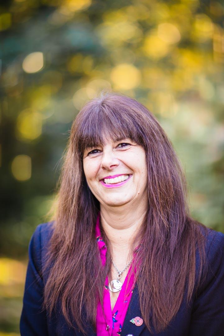 Sharon Fogg - Receptionist
