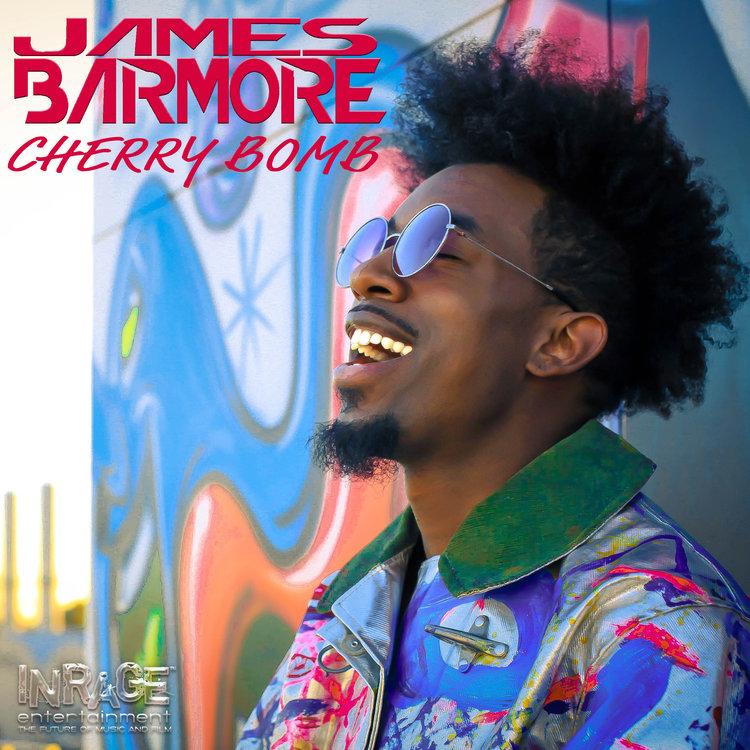 CHERRY BOMB - James Barmore