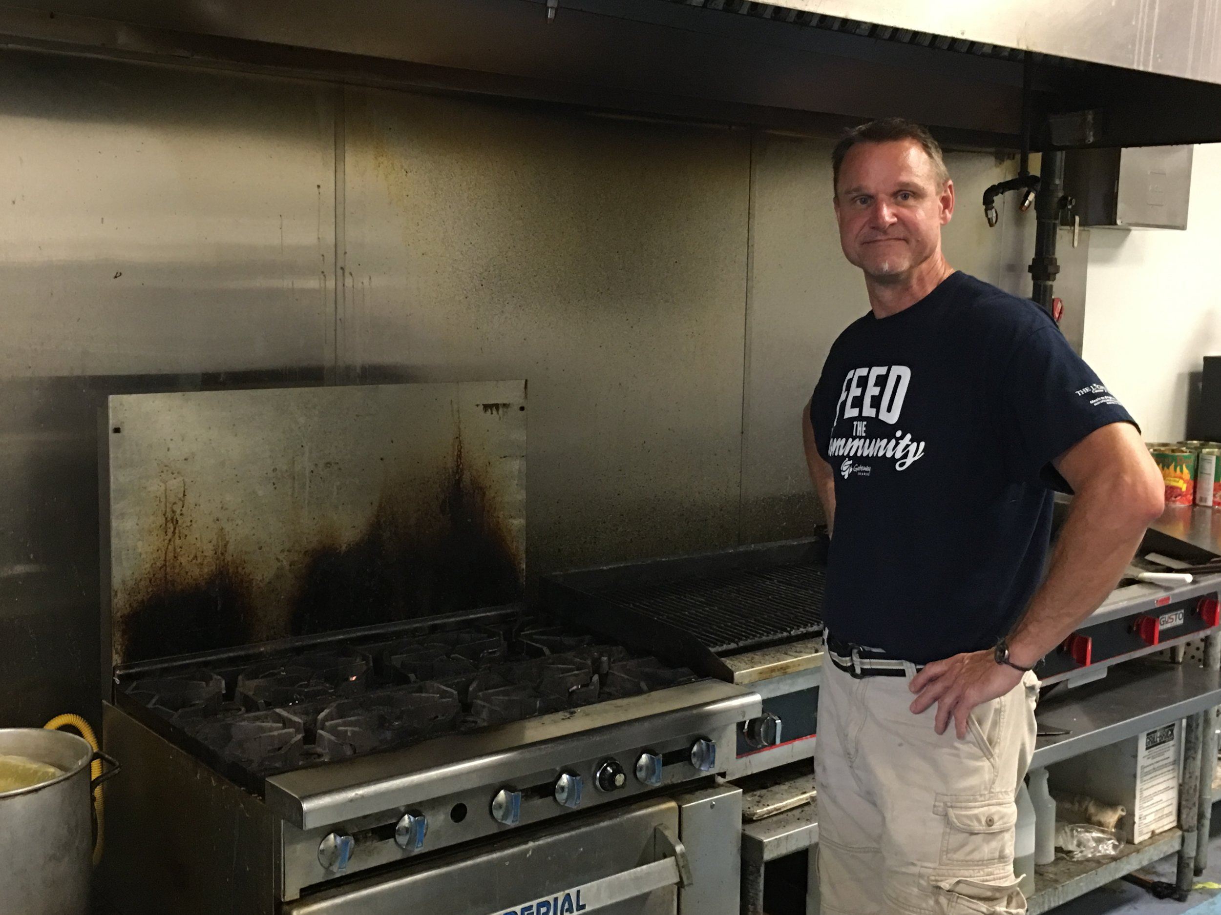 Our Chef: Phillip Toney